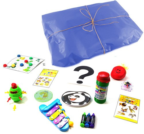 10 Layer Pass The Parcel