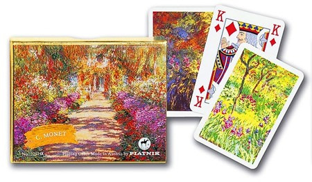 Monet Gallery: Giverny Card Decks