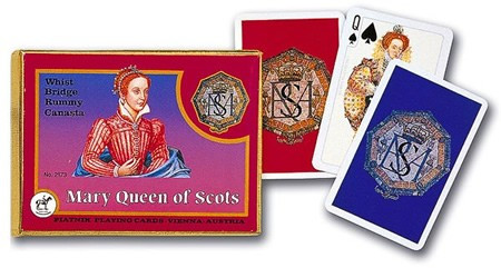 Mary, Queen of Scots Card Decks