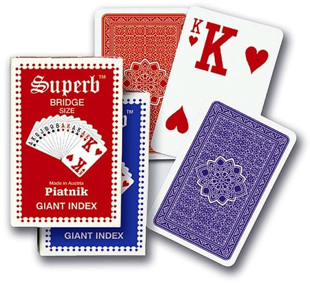 Superb Card Deck