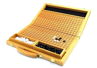 Wooden Go Game