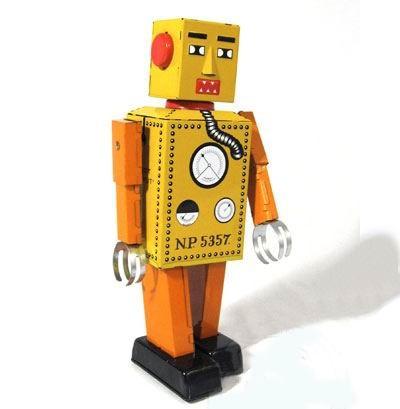 Big Lilliput robot
