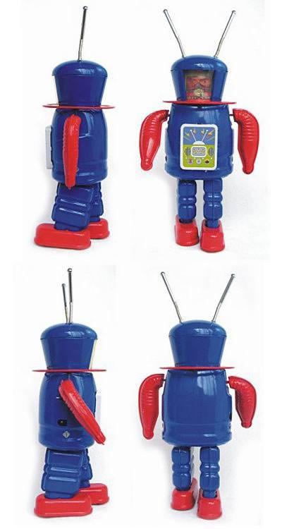 X27 Explorer Robot