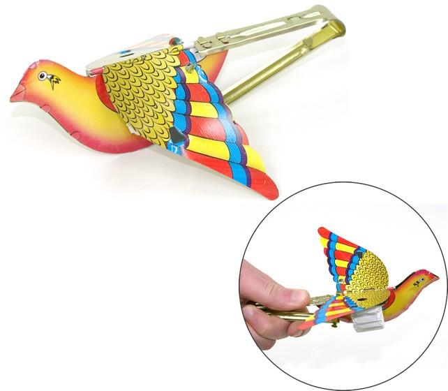 Tin Whistling Bird