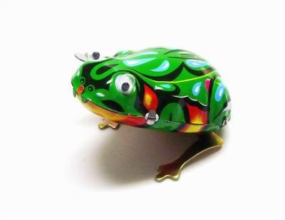 Mechanical Frog