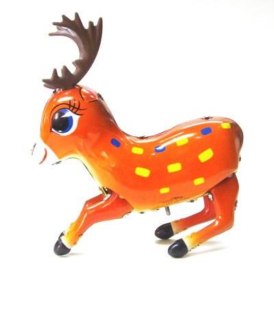 Jumping Bambi