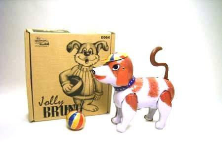 Jolly Bruno Dog
