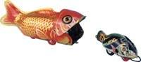 Fish eating fish