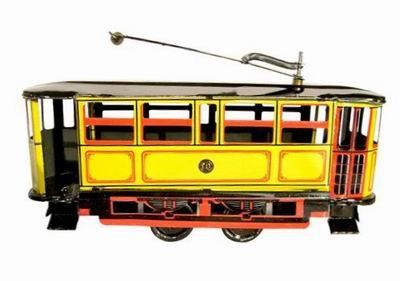 Large Tram Car