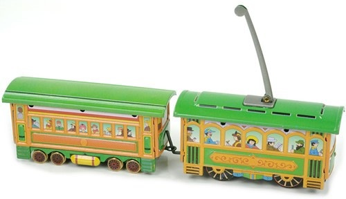 Tram & Wagon