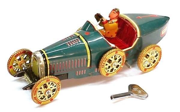 Bugatti T-35 Racer