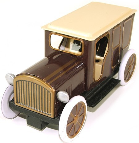 Ol' Timer Limousine. Tin Toy / retro / clockwork toy car