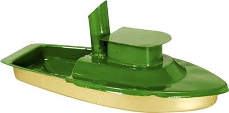 Hut Pop Pop Boat