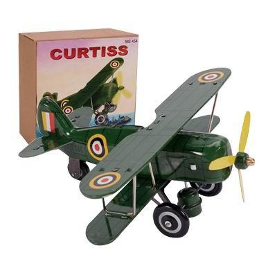 Curtiss Bi Plane