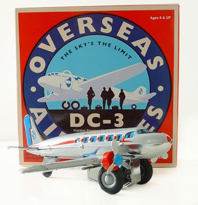 Schylling DC3 Plane