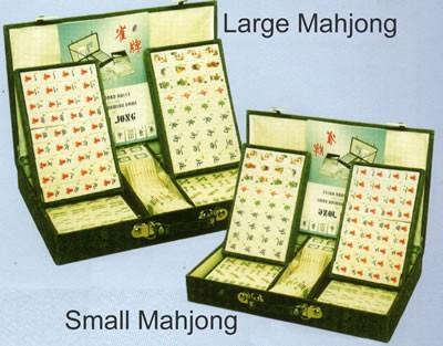 Small Mahjong set