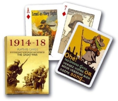 World War One Card Deck