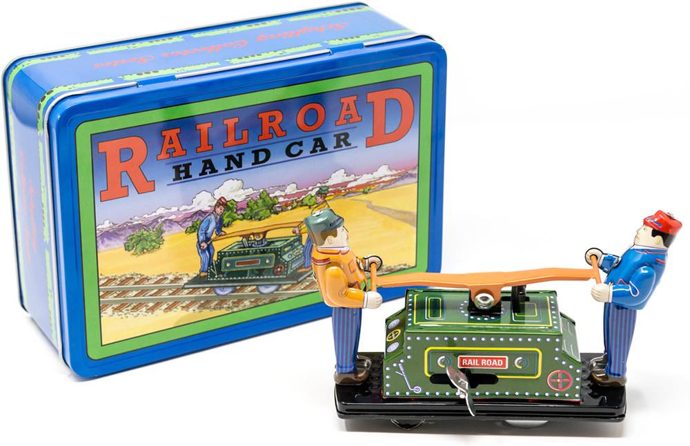 Schylling Rail Road Hand Car