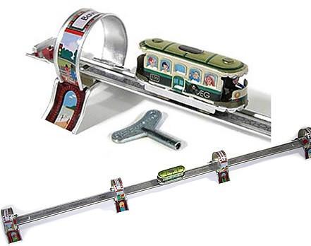Tin Treasure's Bavarian Tram