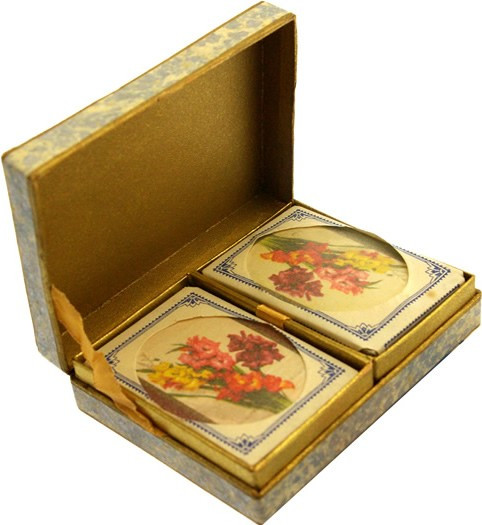 Sealed Patience playing cards