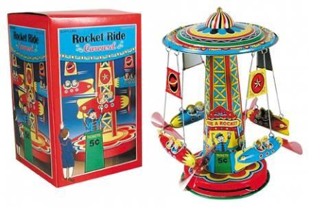 Rocket Carousel