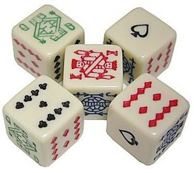 Poker Dice X5