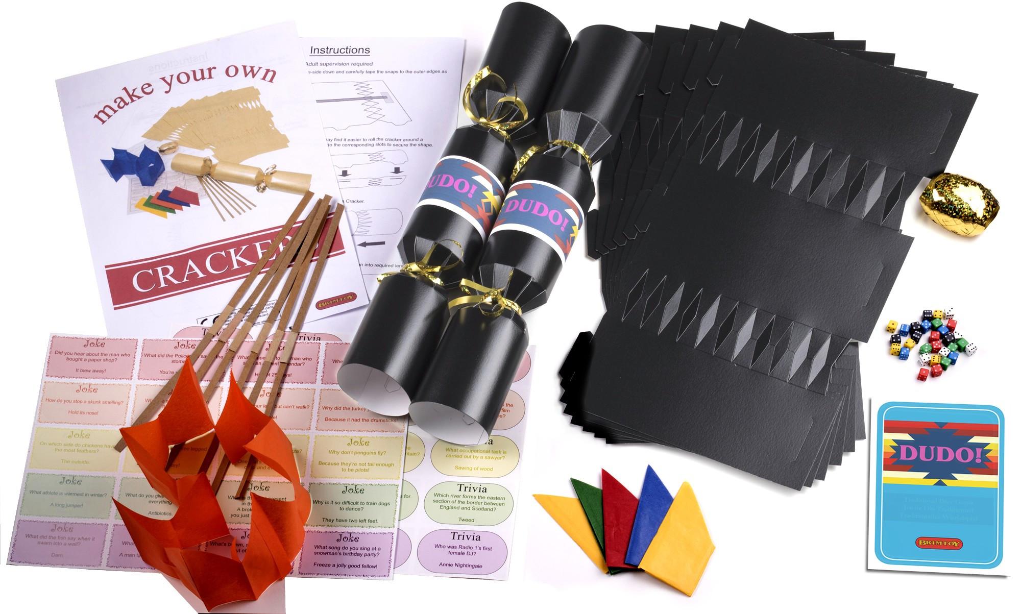 Dudo Cracket Kits