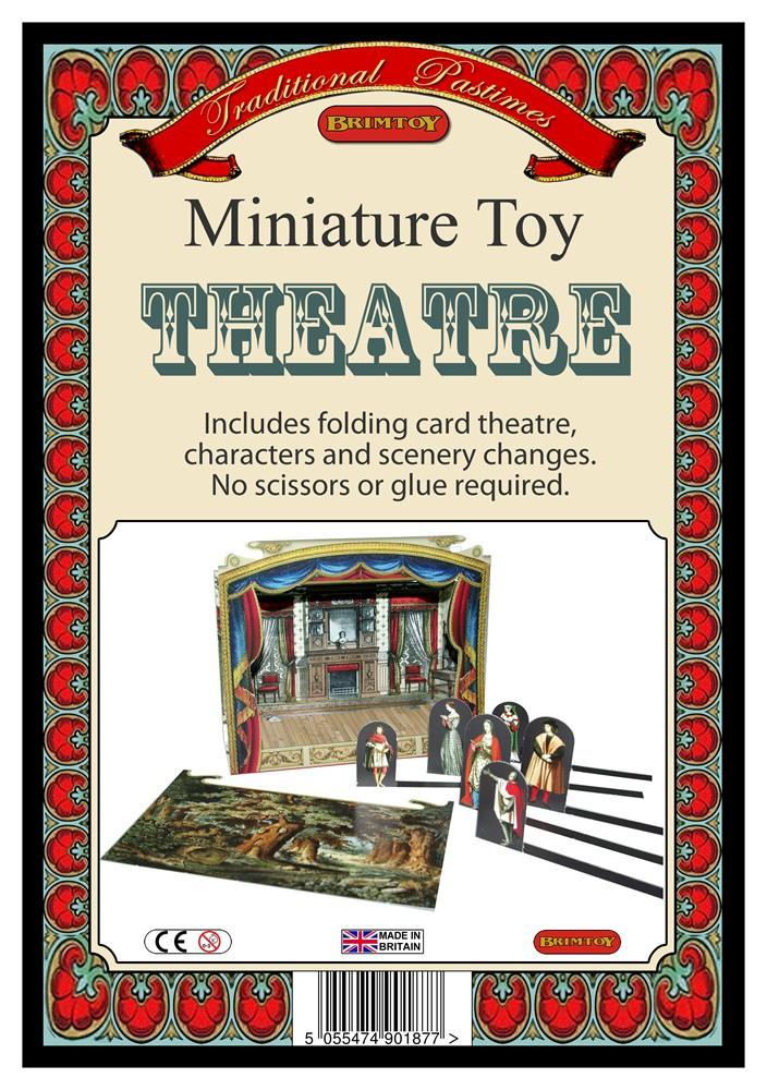 Miniature Puppet Theatre