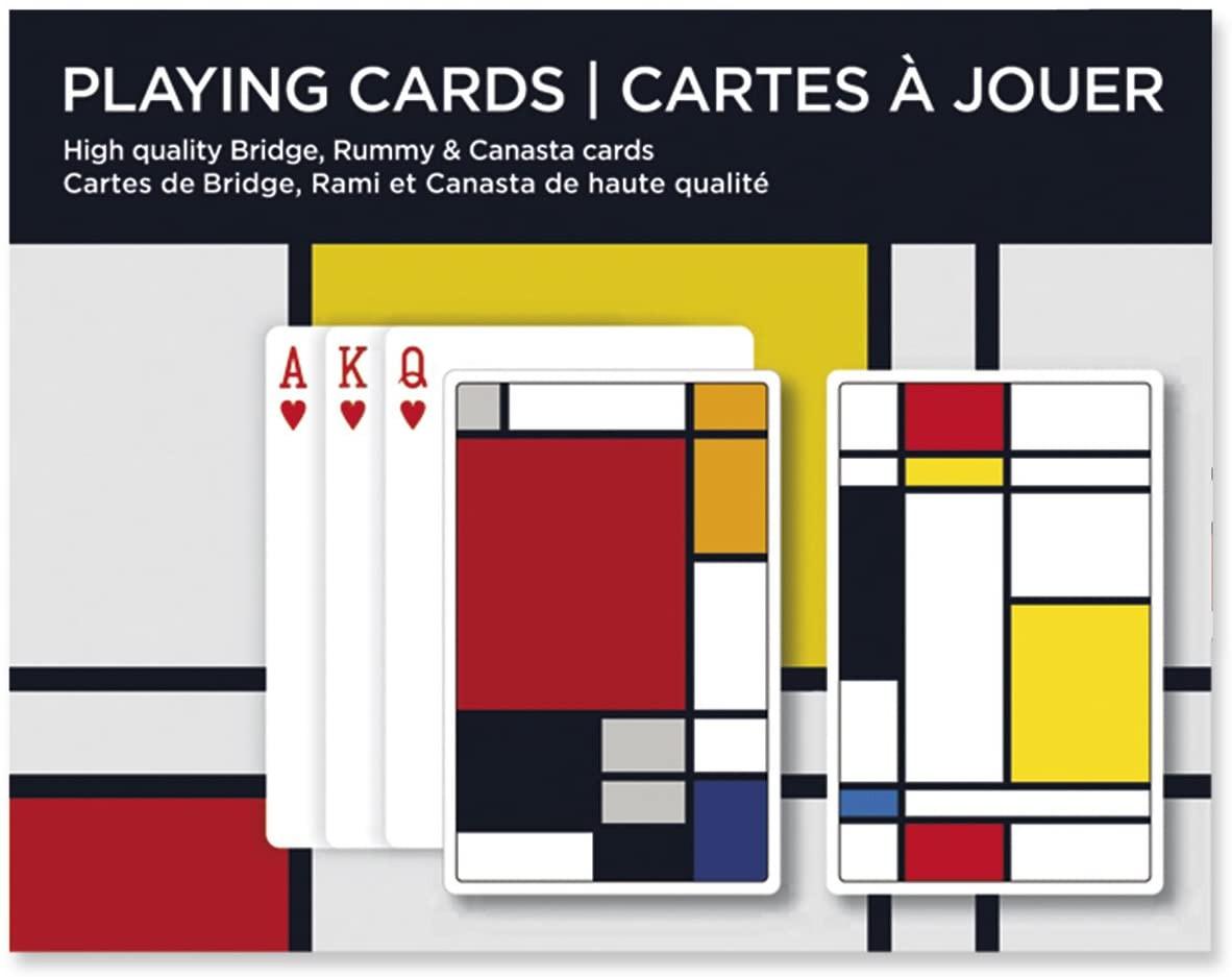 Piatnik Playing cards set Squares