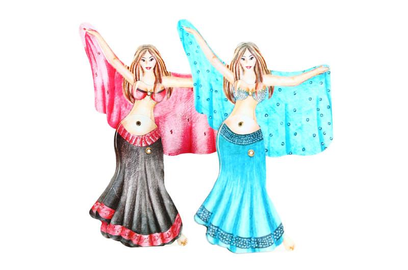 Belly Dancer Clicker
