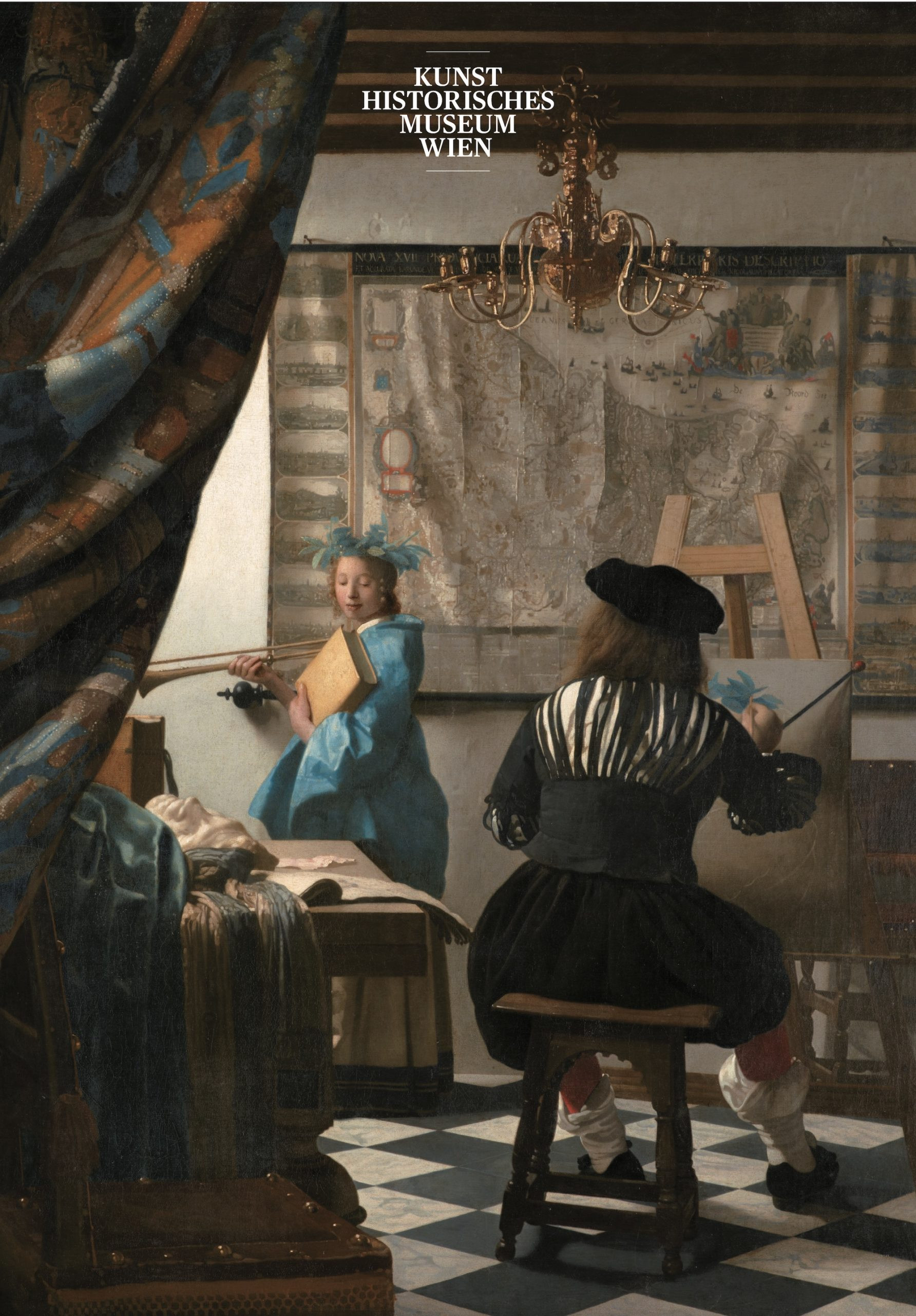 Vermeer  - Art of painting Puzzle