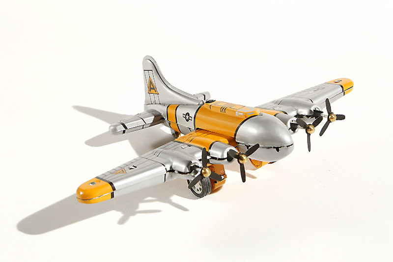 Flying fortress B17 plane