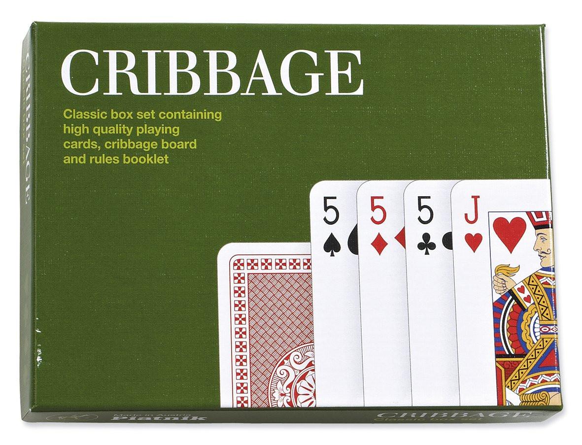 Piatnik Cribbage Set