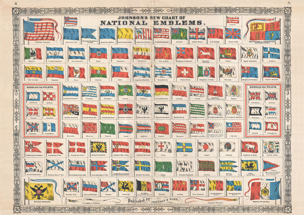 National Flags Puzzle