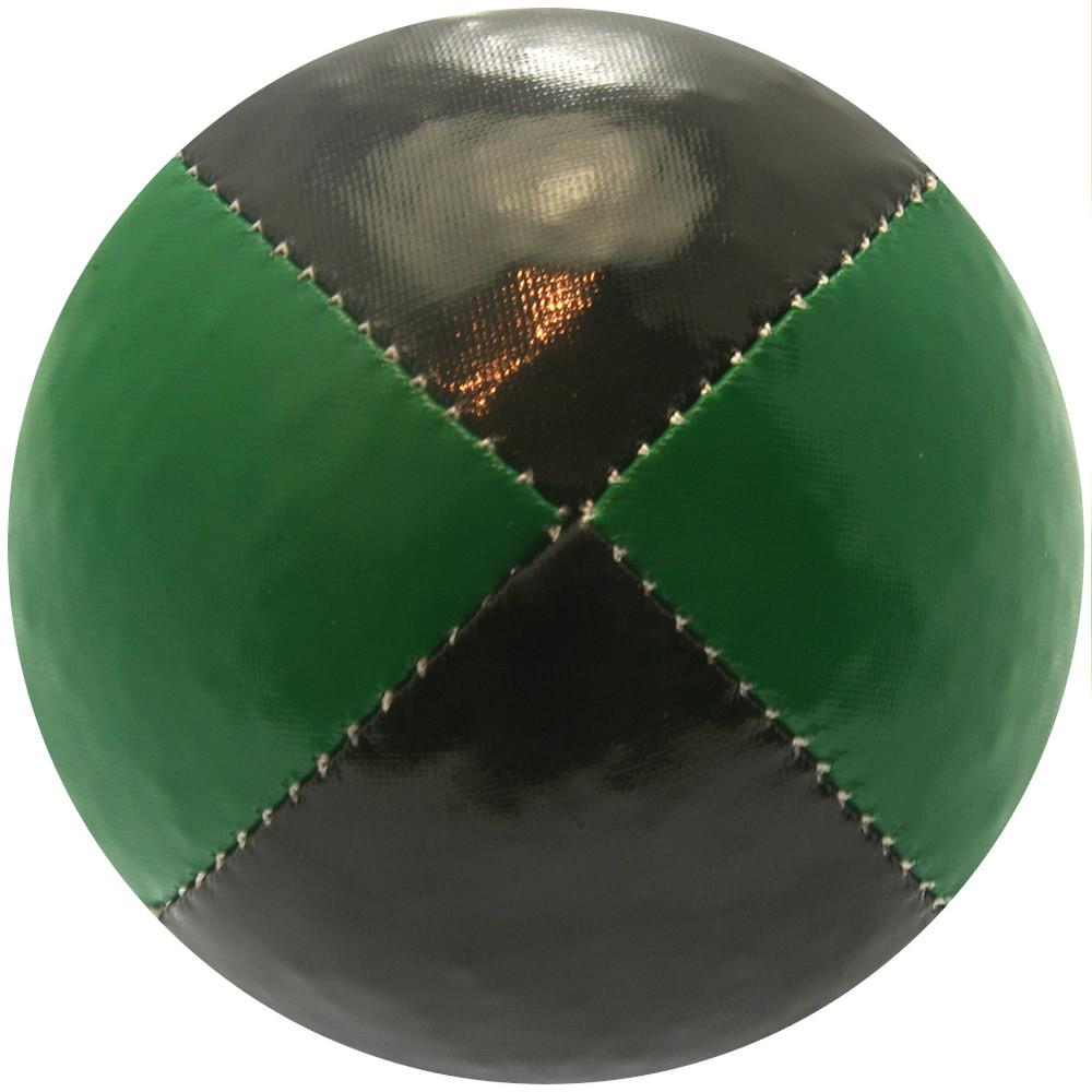 Green & Black Juggling Ball