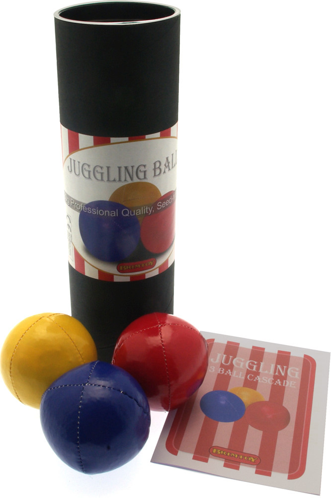 Professional juggling ball / thud set