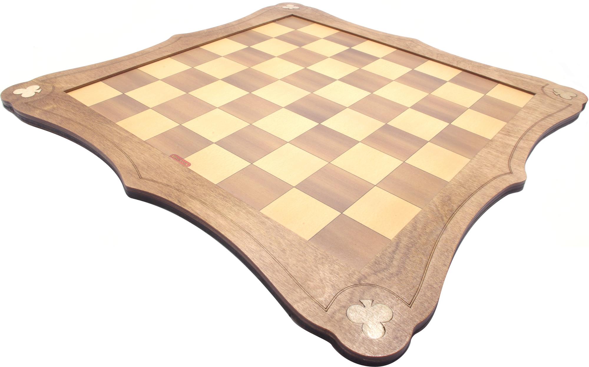 Wooden Chess board - 40 x 40cm