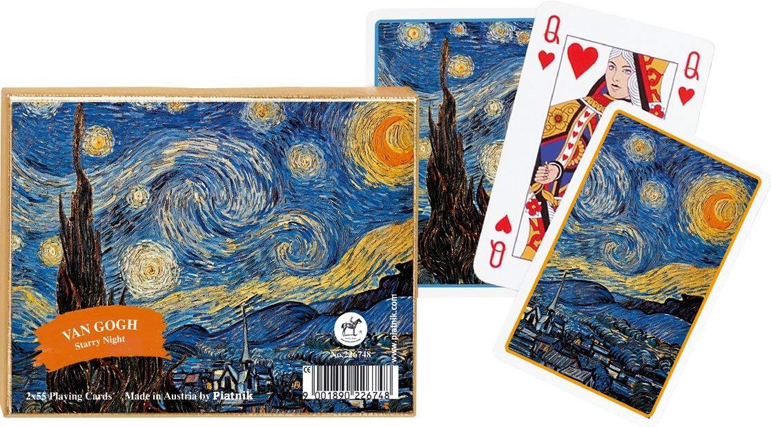 Van Gogh Starry Night twin decks