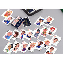 BBC Woman's Hour Playing Cards