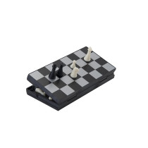 Small Magnetic folding Travel chess set