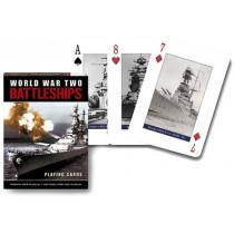 World War II Battleships Card Deck