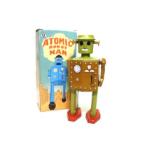 Atomic Robot Man