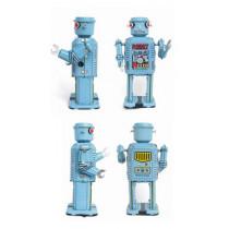 Mechanoid Robot