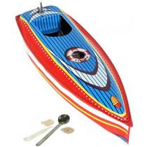 Tin Treasure's Cruiser Pop Pop Boat
