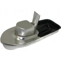 Large Metallic Pop Pop Boat