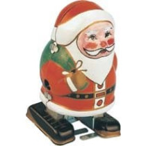 Tin Santa