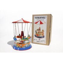 Rocket carousel made in Germany