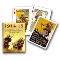 World War One Card Deck