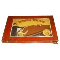 Shooting Skittles Game