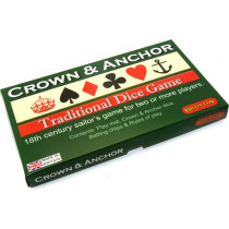 Crown and Anchor - traditional dice game